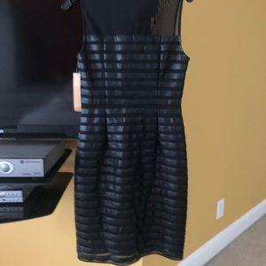 Rachel Roy size 4 dress black
